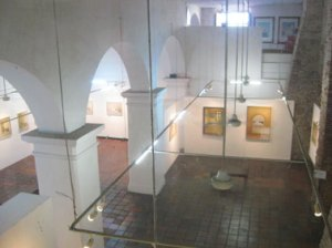 Painting workshop in Cartagena