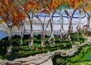 Art courses Tuscany Italy