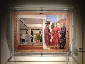 Art Workhops Tuscany Piero della Francesca